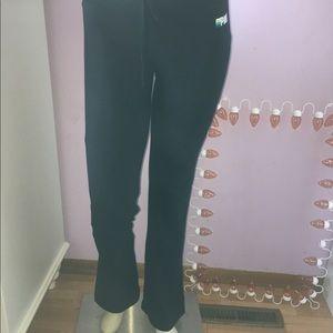 PINK Victoria's Secret Pants - PINK Black Sweatpants